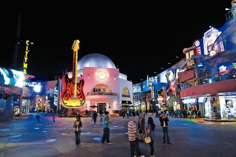 Super Shopping in LA